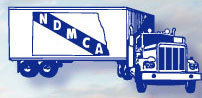 North Dakota Motor Carriers Association, Inc.(NDMCA) Logo